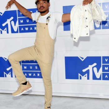Chance the Rapper in Sheila Rashid Brand